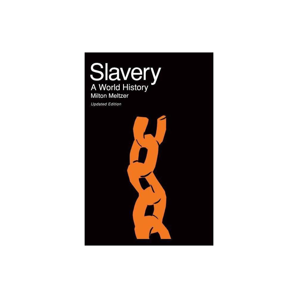 Slavery By Milton Meltzer Paperback