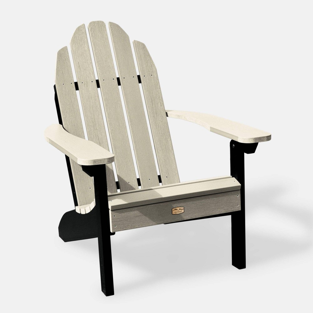 Mountain Bluff Essential Patio Adirondack Chair - Ivory - Elk Outdoors