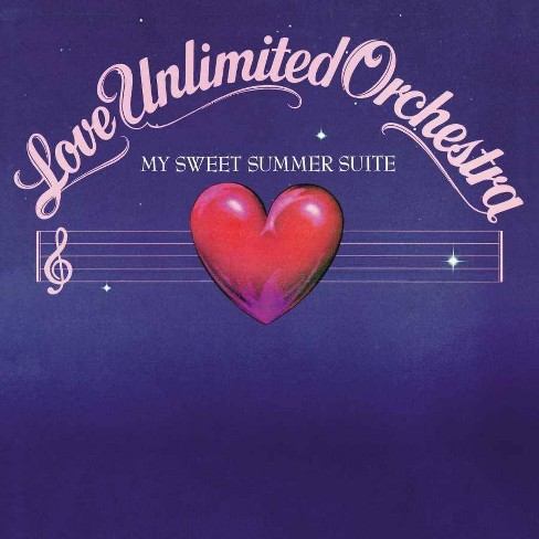 Love Unlimited Orchestra - My Sweet Summer Suite (Vinyl) - image 1 of 1