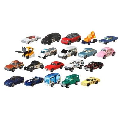 Matchbox Die Cast  Vehicles - 20 pk