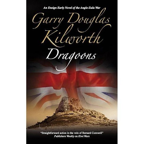 Dragoons - by  Garry Douglas Kilworth (Hardcover) - image 1 of 1