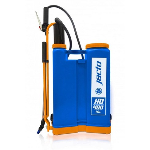 Jacto HD400 Right/Left Hand Operation 4 Gallon Chemical Backpack Sprayer, Blue - image 1 of 4