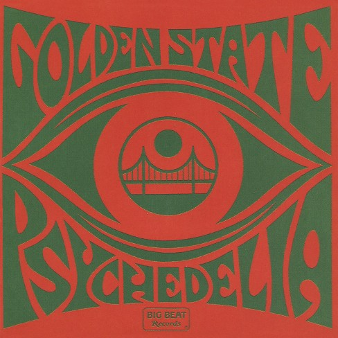 Various - Golden state psychedelia (CD) - image 1 of 1