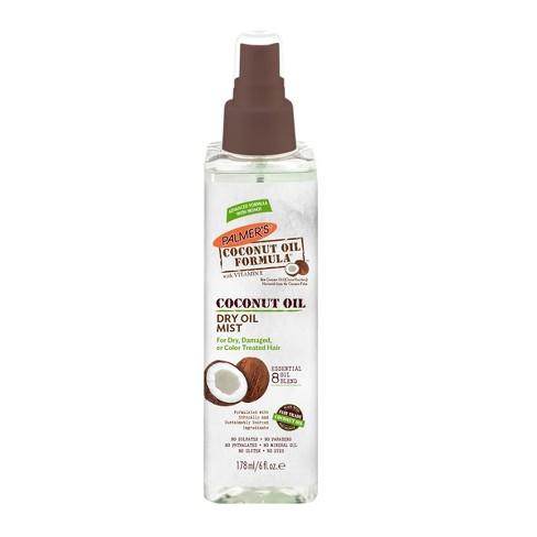 Palmer's Coconut Oil Formula Dry Oil Mist - 6 fl oz - image 1 of 3