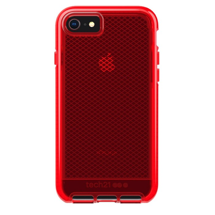 Tech21 Apple iPhone 8/7 Evo Check Case - Rouge - image 1 of 6