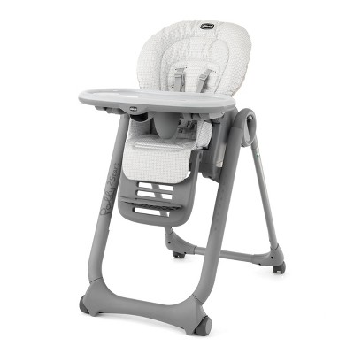 Chicco Polly2Start High Chair - Pebble