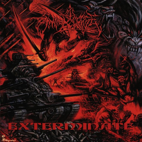 Angel corpse - Exterminate (CD) - image 1 of 1