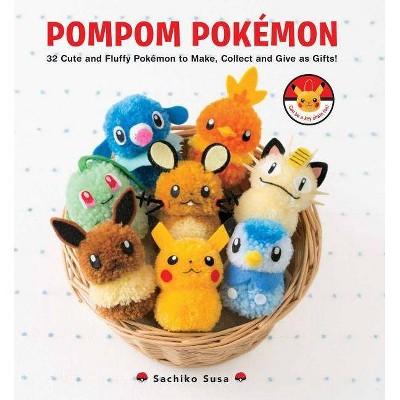 Pompom Pokémon - (Pompom Pokemon) by  Sachiko Susa (Paperback)