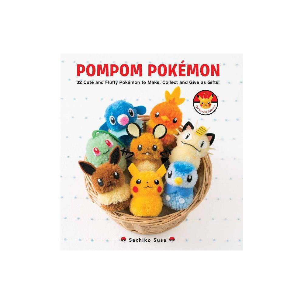 Pompom Pok Mon Pompom Pokemon By Sachiko Susa Paperback