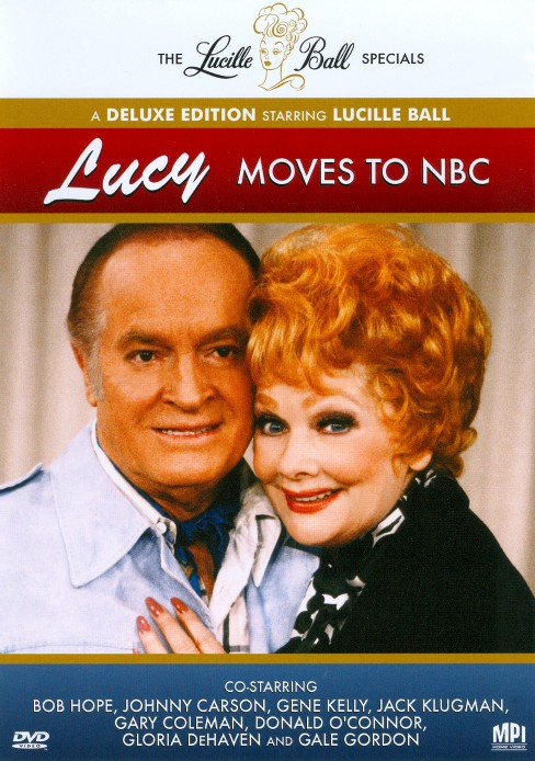 Lucille Ball Specials:Lucy Moves To N (DVD) - image 1 of 1
