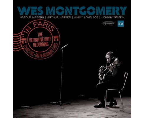 Wes Montgomery - In Paris:Definitive Ortf Recording (CD) - image 1 of 1