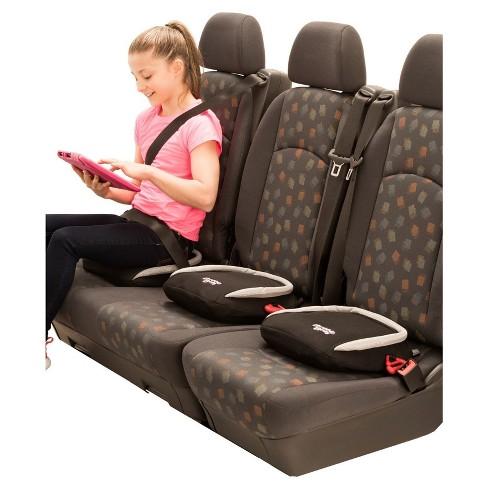 57b0c19ea2fbd BubbleBum Backless Booster Car Seat - Black   Target