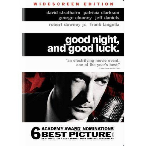 Good Night, And Good Luck (DVD) - image 1 of 1