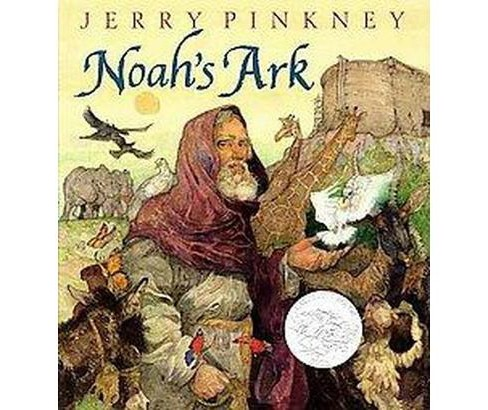 Noah's Ark (School And Library) (Jerry Pinkney) - image 1 of 1