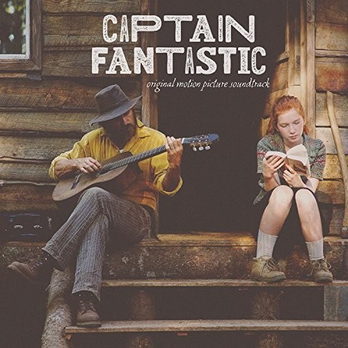 Various - Captain fantastic (Ost) (CD) - image 1 of 1