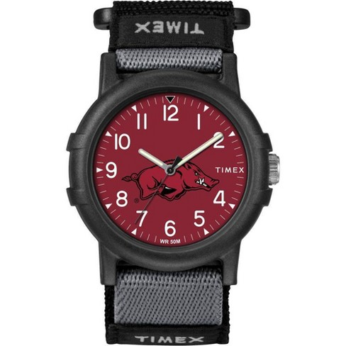 NCAA Arkansas Razorbacks Tribute Collection Recruite Youth Watch - image 1 of 1