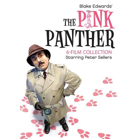 The Pink Panther 6-Film Collection (DVD) - image 1 of 1