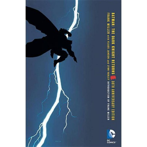 Batman: The Dark Knight Returns - by  Frank Miller (Paperback) - image 1 of 1