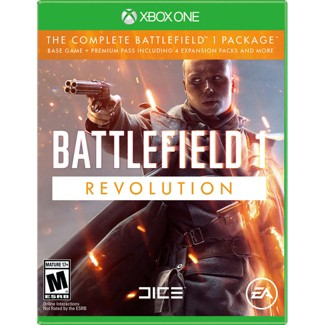 Battlefield 1: Revolution Edition - Xbox One