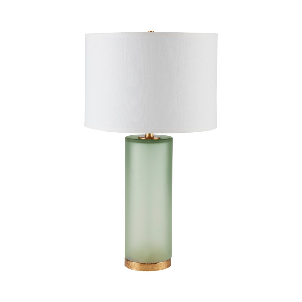 """Image of """"16"""""""" x 29"""""""" Soto Table Lamp (Includes Energy Efficient Light Bulb) Green"""""""