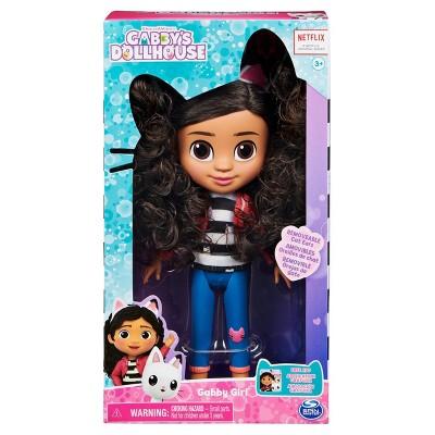 Gabby's Dollhouse Gabby Girl 8'' Doll