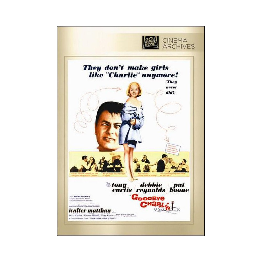 Goodbye Charlie (Dvd), Movies