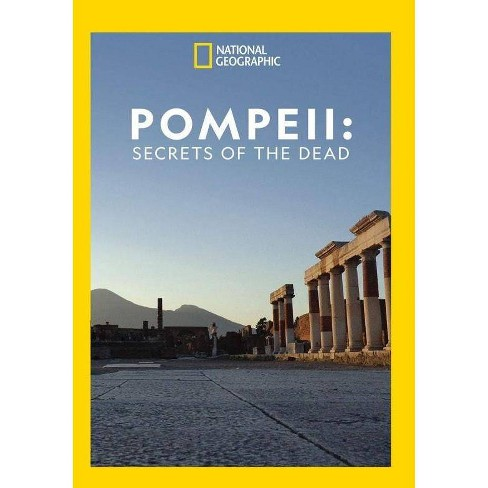 National Geographic: Pompeii Secrets of the Dead (DVD) - image 1 of 1