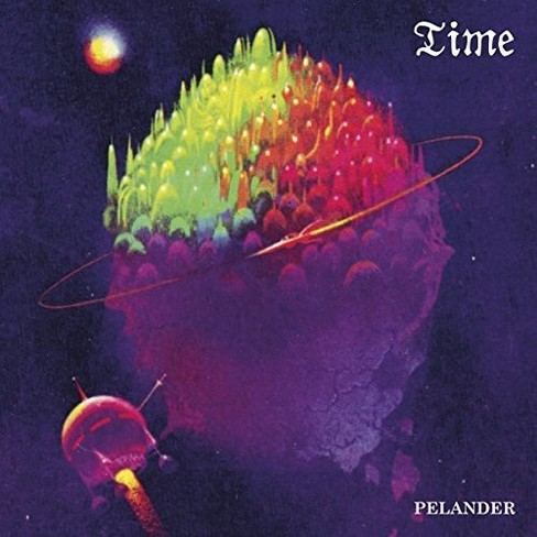 Pelander - Time (Vinyl) - image 1 of 1