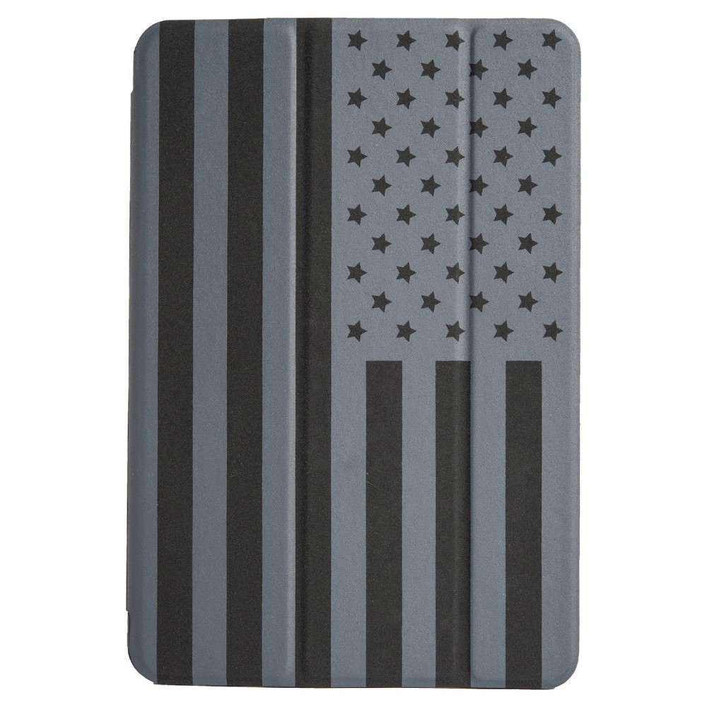 Image of Agent18 iPad Mini 1/2/3 Flipshield Case – Black Flag