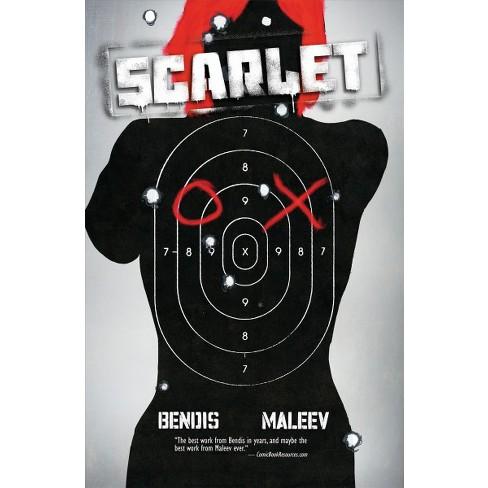 Scarlet 2 Scarlet By Brian Michael Bendis Target