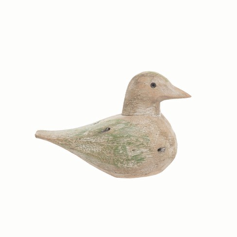 Sitting Bird Small - Foreside Home and Garden - image 1 of 2