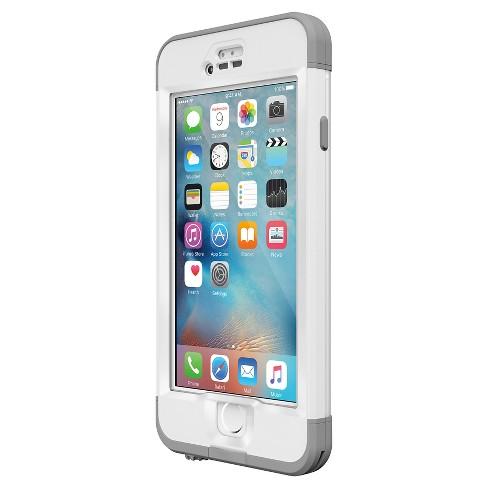 lifeproof apple iphone 6s plus 6 plus nuud case target