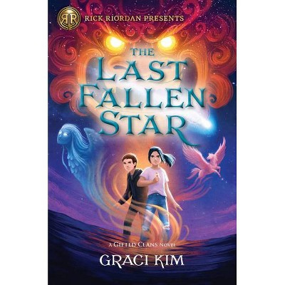 The Last Fallen Star (a Gifted Clans Novel) - by Graci Kim (Hardcover)