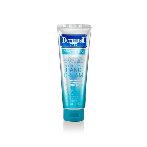 Dermasil Platinum All Day Nourishing Hand Cream - 4 fl oz - image 1 of 3
