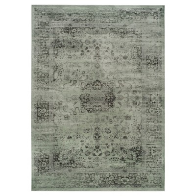 Simon Vintage Area Rug -Green (9'x12')- Safavieh