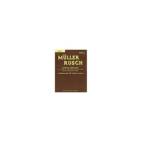 KJOS Muller-Rusch String Method 2 Violin Book - image 1 of 1