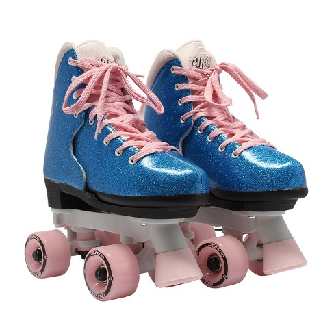 Circle Society Bling Adjustable Skate - Bubble Gum 3-7 - image 1 of 4