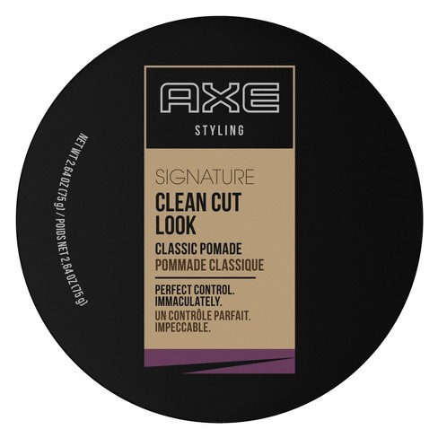 AXE Signature Clean Cut Look Hair Classic Pomade 2.64 oz - image 1 of 3
