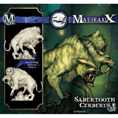 Sabertooth Cerberus (2014 Edition) Miniatures Box Set
