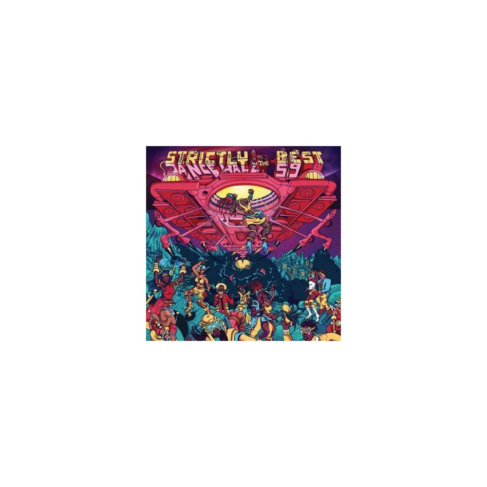 Various Artists Strictly The Best Vol 59 Explicit Lyrics Cd