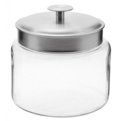 Montana Mini Glass Jar with Lid (64oz)