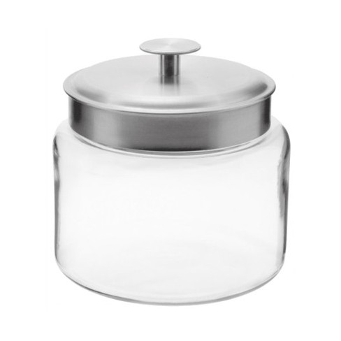 Montana Mini Glass Jar with Lid (64oz) - image 1 of 1