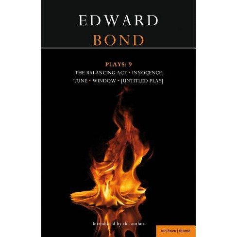 Plays: 9 - (Methuen Drama Contemporary Dramatists) by  Edward Bond (Paperback) - image 1 of 1