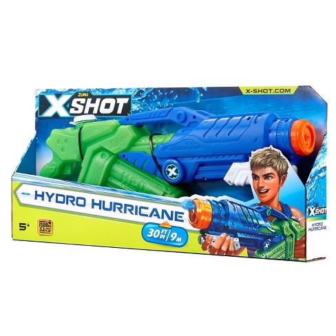 Zuru X-Shot Hydro Hurricane Water Blaster - image 1 of 4
