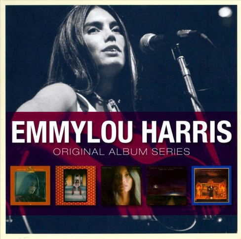 Emmylou harris - Original album series (CD) - image 1 of 1