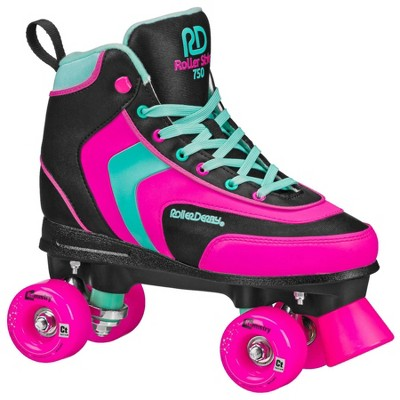 Roller Derby Women's Roller Star 750 High Top Roller Skate - Pink