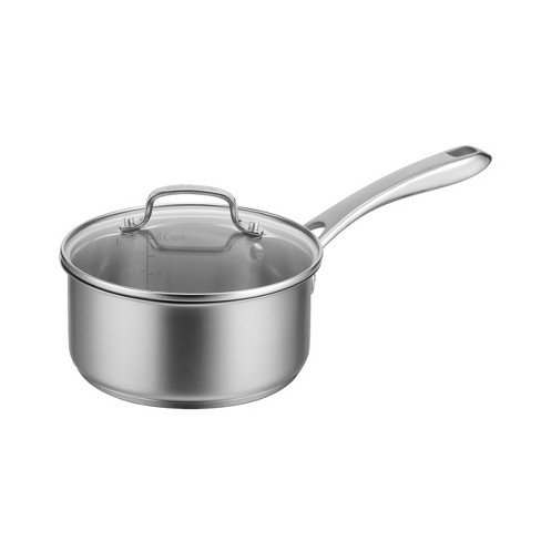 Cuisinart 2.5qt Stainless Steel Saucepan with Cover - 831925-18 - image 1 of 4