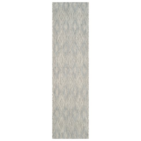 Bolton Outdoor Rug - Gray - Safavieh® - image 1 of 2