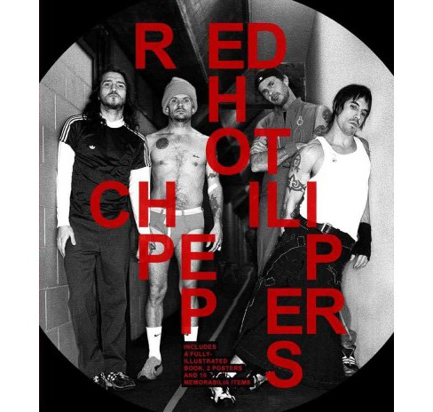 Red Hot Chili Peppers (Hardcover) (Gillian G. Gaar) - image 1 of 1