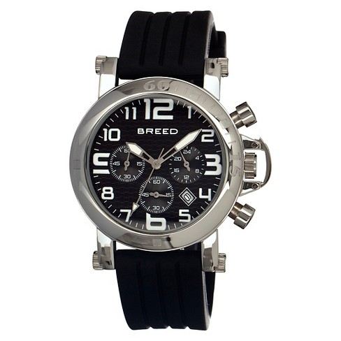 Men's Breed Racer Watch with Date Display - image 1 of 3